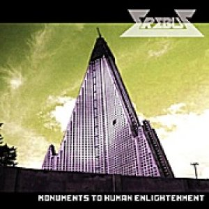Erebus - Monuments to Human Enlightenment cover art