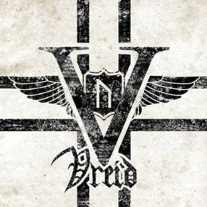 Vreid - V cover art