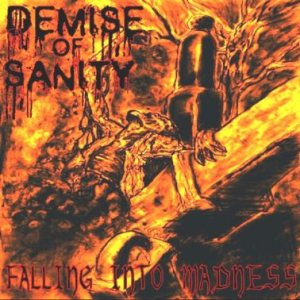 Demise of Sanity - Falling into Madness cover art