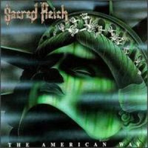 Sacred Reich - The American Way cover art
