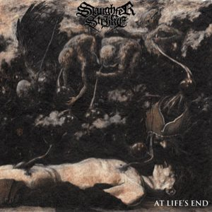 Slaughter Strike - At Life's End cover art
