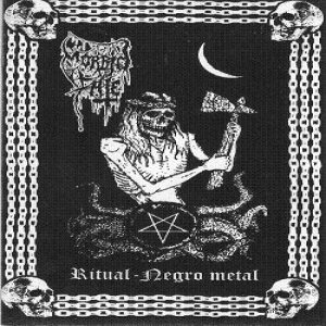 Morbid Fate - Ritual - Negro Metal cover art