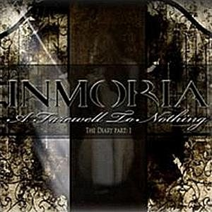 Inmoria - A Farewell to Nothing - the Diary Part 1 cover art