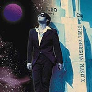 Derek Sherinian - Planet X cover art