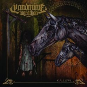 Landmine Marathon - Gallows cover art