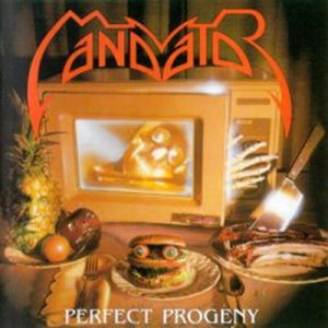 Mandator - Perfect Progeny cover art