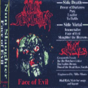 Nunslaughter - Face of Evil cover art