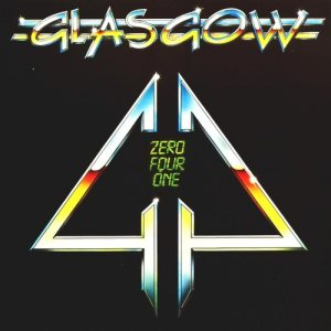 Glasgow - Zero Four One cover art