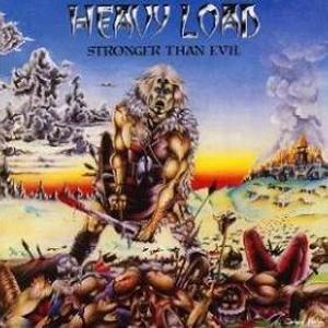 Heavy Load - Stronger Than Evil cover art
