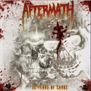 Aftermath - 25 Years of Chaos cover art
