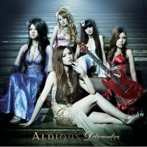 Aldious - Determination cover art