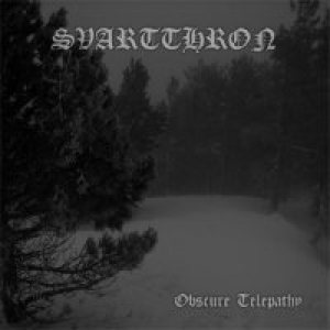 Svartthron - Obscure Telepathy cover art