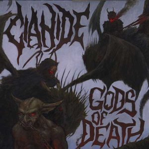 Cianide - Gods of Death cover art