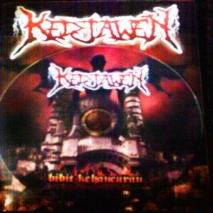 Kedjawen - Bibit Kehancuran cover art