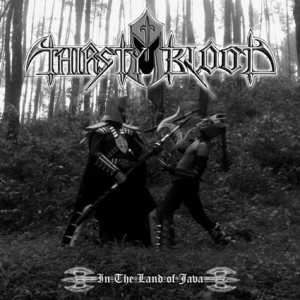 Thirsty Blood - In the Land of Java cover art