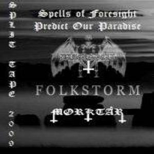 Folkstorm - Spells of Foresight Predict Our Paradise cover art