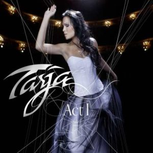 Tarja - Act I cover art