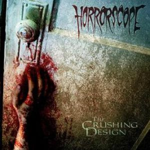 Horrorscope - The Crushing Design cover art