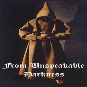 Morbid Holocaust - From Unspeakable Darkness cover art