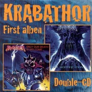 Krabathor - First Alben cover art