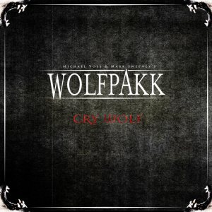 Wolfpakk - Cry Wolf cover art