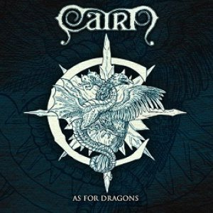 Cairn - As for Dragons cover art
