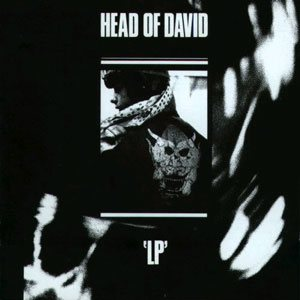 Head of David - LP cover art