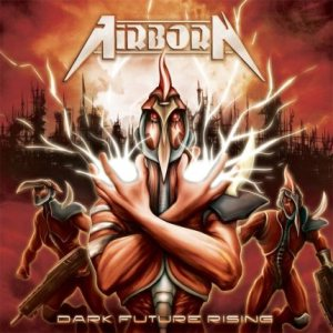 Airborn - Dark Future Rising cover art