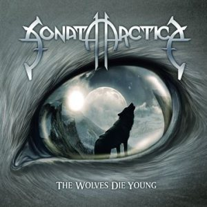 Sonata Arctica - The Wolves Die Young cover art