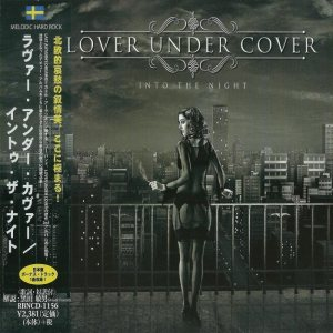 Lover Under Cover - Into the Night cover art