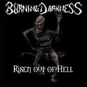 Burning Darkness - Risen out of Hell cover art