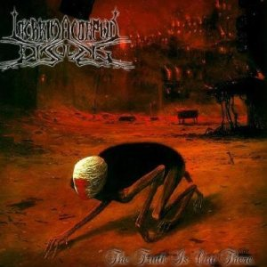 Lachrima Corphus Dissolvens - The Truth Is Out There cover art