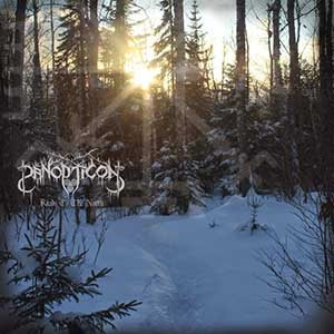 Panopticon - Roads to the North cover art