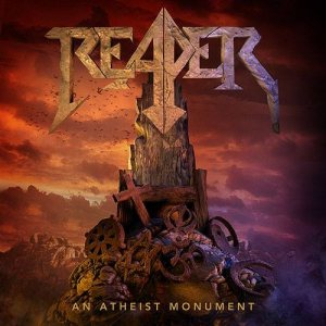 Reaper - An Atheist Monument cover art