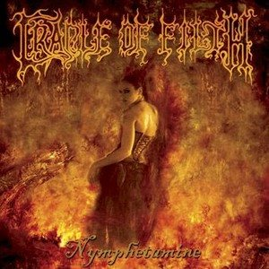 Cradle of Filth - Nymphetamine cover art