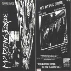 My Dying Bride - God Is Alone cover art