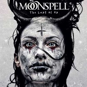 Moonspell - The Last of Us cover art