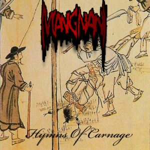 Mangnani - Hymns of Carnage cover art