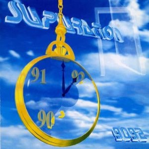Supuration - 9092 cover art