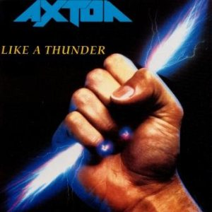 Axton - Like a Thunder cover art