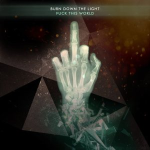 Burn Down The Light - Fuck This World cover art