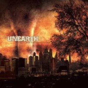 Unearth - The Oncoming Storm cover art