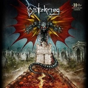 Blitzkrieg - A Time of Changes 30th Anniversary Edition cover art