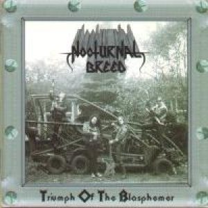 Nocturnal Breed - Triumph of the Blasphemer cover art