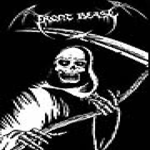 Front Beast - Black Pest Metal cover art