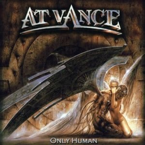 At Vance - Only Human cover art