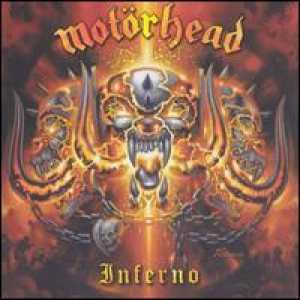 Motorhead - Inferno cover art