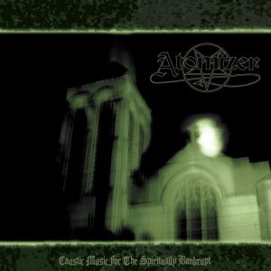 Atomizer - Caustic Music for the Spiritually Bankrupt cover art