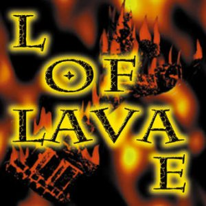 Morbid Angel - Love of Lava cover art