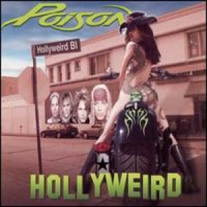 Poison - Hollyweird cover art